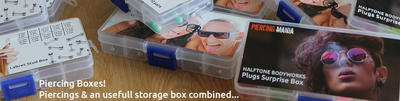 Piercing Boxes