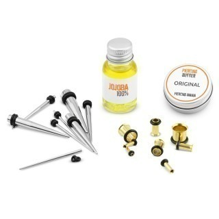 The Ultimate Stretch Kit incl. Tunnels from 1.6 mm to 10 mm