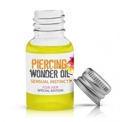 Piercing Wonder Oil Sensual Instincts - Special Edition (10 ml)