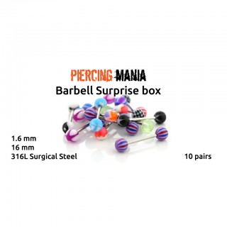 Barbell Surprise Box