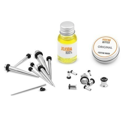 The Ultimate Stretch Kit incl. Tunnels from 2 mm to 10 mm