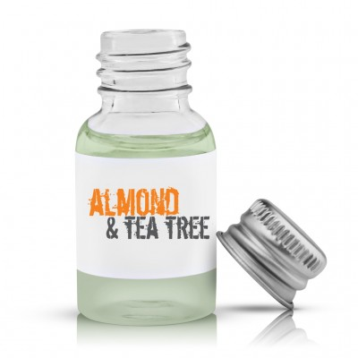 Amandel & Tea Tree Olie (10 ml)