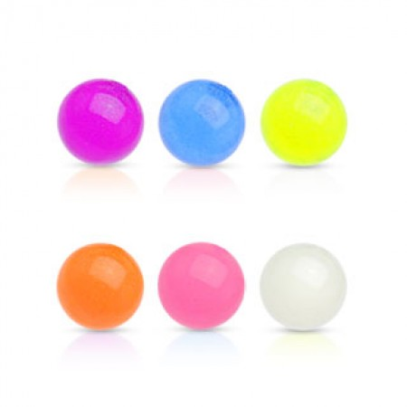 Glow in the Dark balls