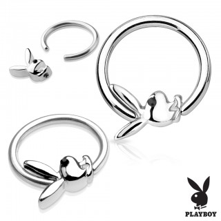 Playboy ball closure ring
