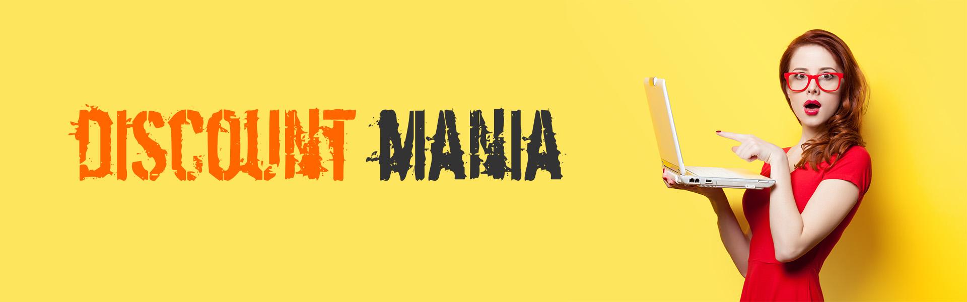 Discount Mania