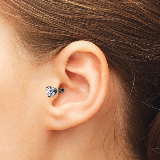 The Ultimate Guide To Tragus Piercings