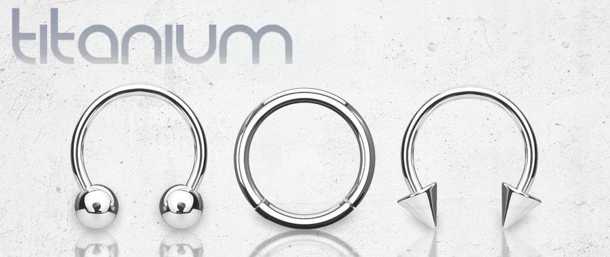Titanium Ring Jewellery